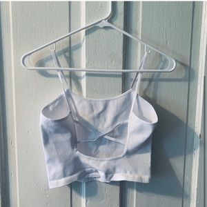 Free People Intimates & Sleepwear - New Free People athletic bra / crop top M / L
